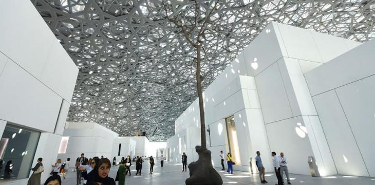 Louvre Abu Dhabi Appoints its 1st Scientific, Curatorial & Collections Management Director