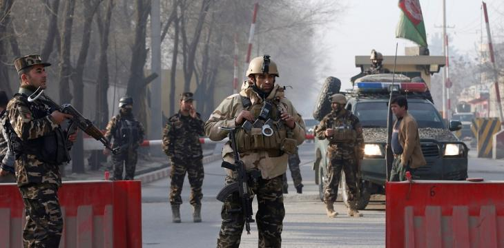 Bomber Killed, 5 Wounded in Failed Attack in Kabul