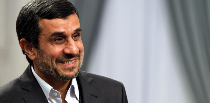 Ahmadinejad Criticizes IRGC Intervention in the Economy