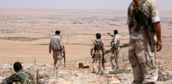 Syria's Manbij: Dividing Line for External Conflicts