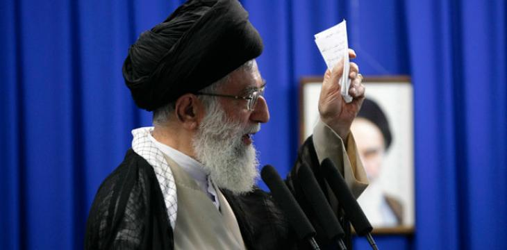 Khamenei Criticizes 'Political Tribalism', Failure to Fight Corruption