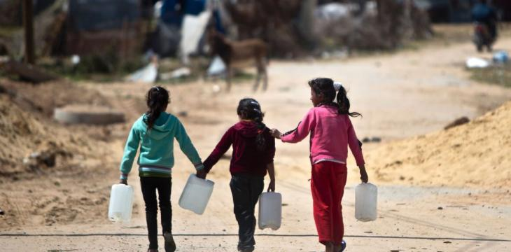 EU International Donors Sponsor Gaza Water Treatment Plant