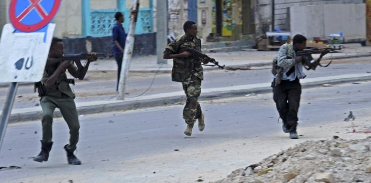 At Least 14 Killed in Bombing in Somalia Capital