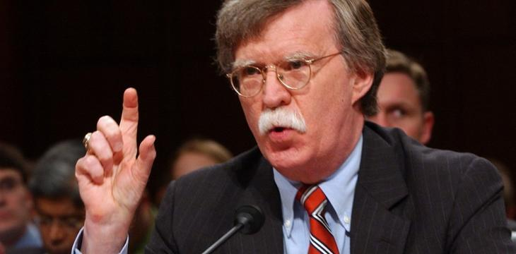 John Bolton, New US National Security Advisor, in his own Words