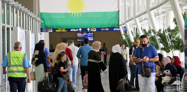 Turkey Partially Reopens Airspace to Flights from Kurdistan