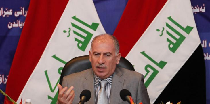 Iraq's Nujaifi: We Support Abadi Under Conditions
