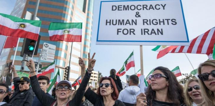 US Rights Report Singles out Iran, Russia, China over Abuses