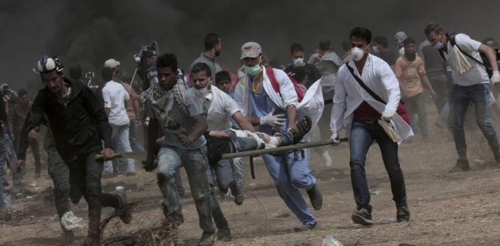 Palestinians Demand Probe in Israeli Killings as 4 Die in Gaza Protests