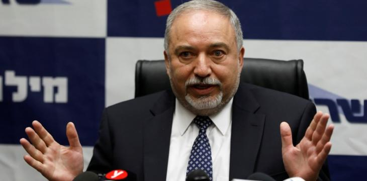 Lieberman Threatens to Destroy Russian Missiles in Syria