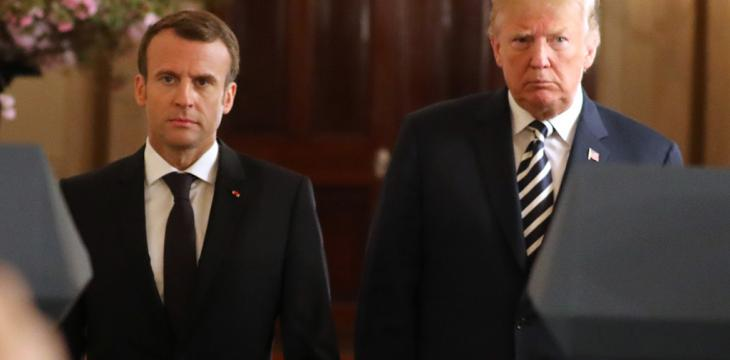 Trump's Concerns and Macron's New Deal on Iran Nuclear Agreement
