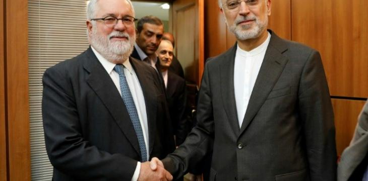 Iran Counts on EU to Save the Nuclear Deal
