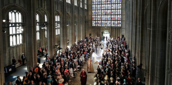 British Royal Wedding: A Personal, Modern Touch by Harry, Meghan