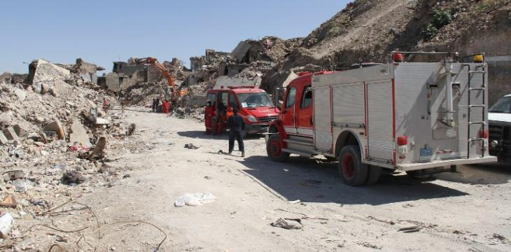 10 Months after Regaining Mosul, Hunt for Bodies Goes On