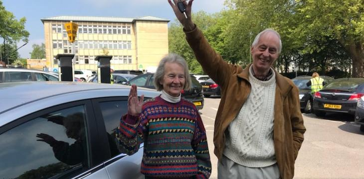 Elderly Couple Offer Reward for Car Missing After Forgetting Where They Parked It