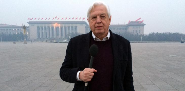 John Simpson: the more I covered war the more I hated it