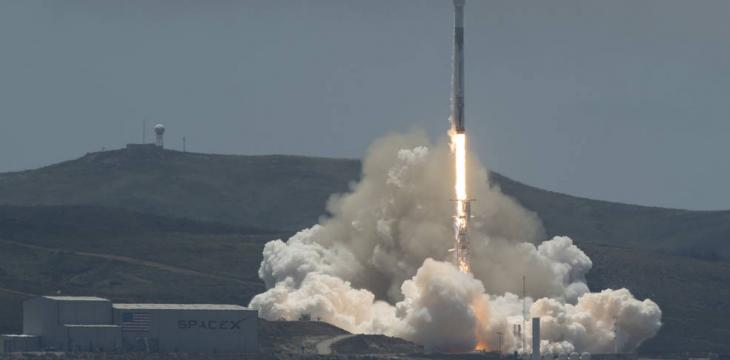 NASA Launches Twin Spacecraft to Track Earth's Water Movement