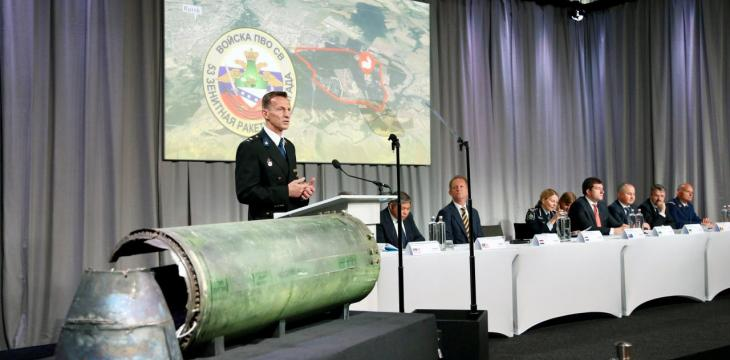 The Netherlands, Australia Find Russia Accountable for 2014 Downing of Flight MH17