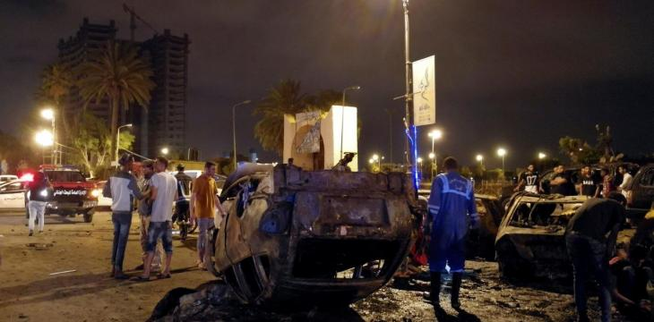 Several Dead, Injured in Benghazi Car Bombing