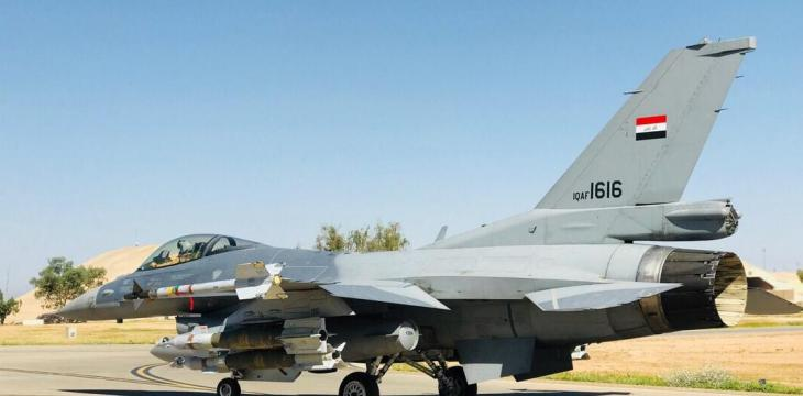 Iraqi Jets Strike ISIS Positions in Syria