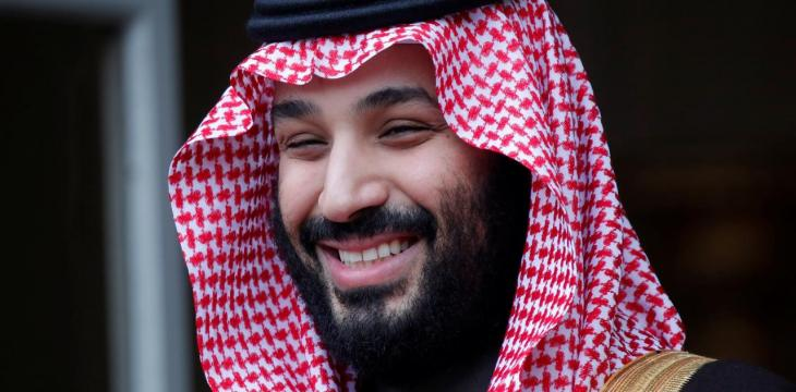 Crown Prince Receives Phone Call from US Secretary of State