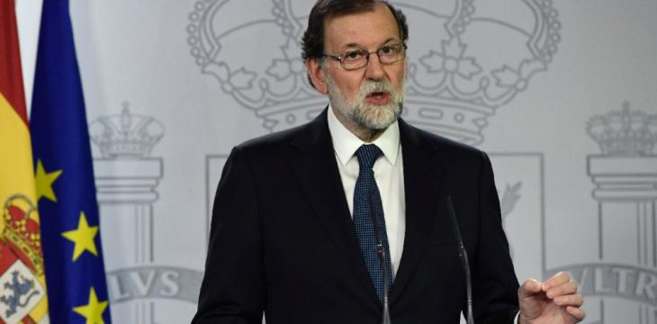 Spanish PM Faces No-Confidence Vote Filed by Socialist Opposition