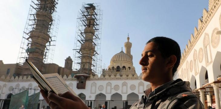 Egyptian Female Preachers Confront Extremist Thought