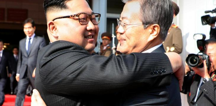 South, North Korean Leaders Meet for Second Time