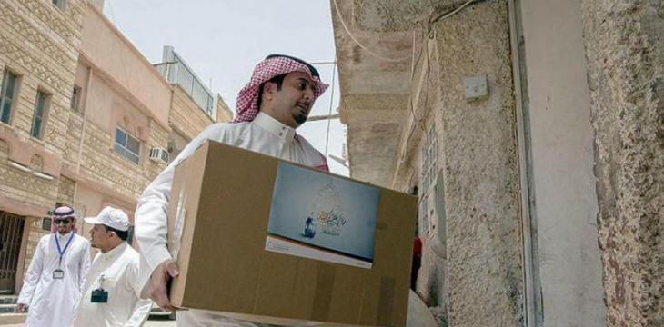 Saudi Electricity Company Participates in Preparing One Mn Breaking-Fast Meals, Distributes 2,000 Ramadan Baskets