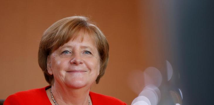 Merkel in Beirut on Thursday to Discuss Economic Files, Displaced Syrians