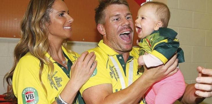 Australian Toddler Gets First Taste of World Cup Fever