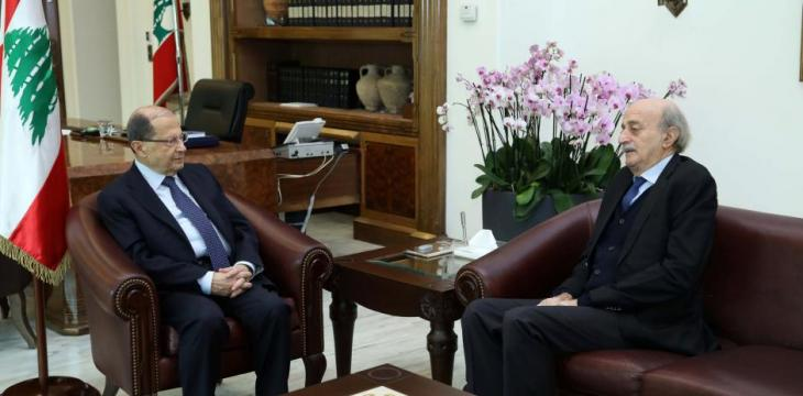 Lebanon: Consultations to Form the Government Enter 'Serious Phase' amid Disagreement over Jumblatt's Share