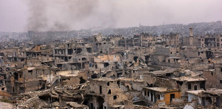 Race to Save Precious Property Deeds in Opposition Areas in Syria