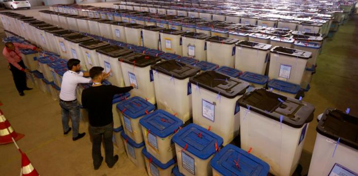 Iraq Court Endorses Manual Election Recount, Rejects Invalidation of Some Votes