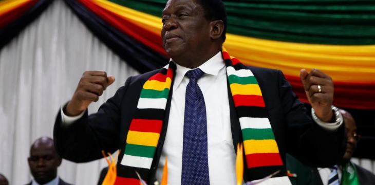 Zimbabwe President's Rally Targeted by Bomb Attack