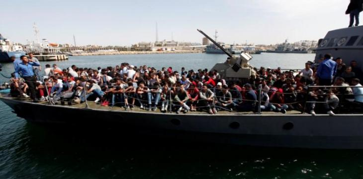 Five Bodies of Immigrants Recovered, 185 Rescued off Libyan Coast