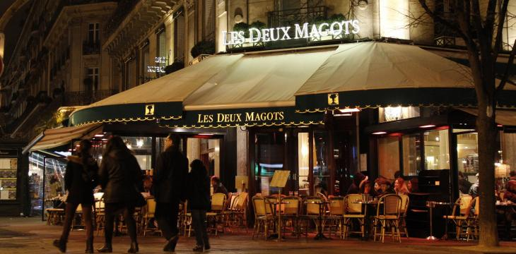 Parisian Cafes Seek to Mark Place among UNESCO Heritage Sites