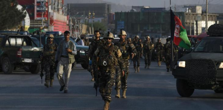 7 Killed as Taliban Storm Police Checkpoint in Afghanistan