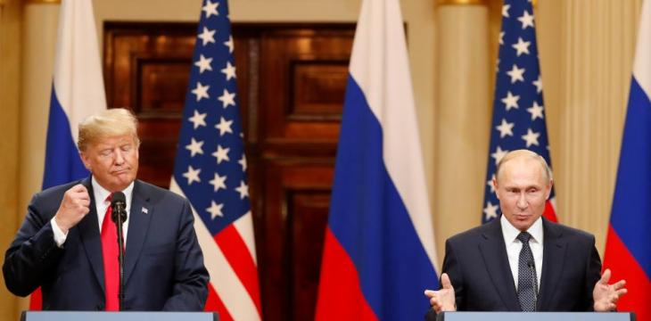 Exclusive - Victors and Losers in the Trump-Putin Helsinki Summit