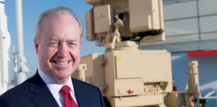 Raytheon CEO Says Region Needs to Improve its Missile Defense Systems