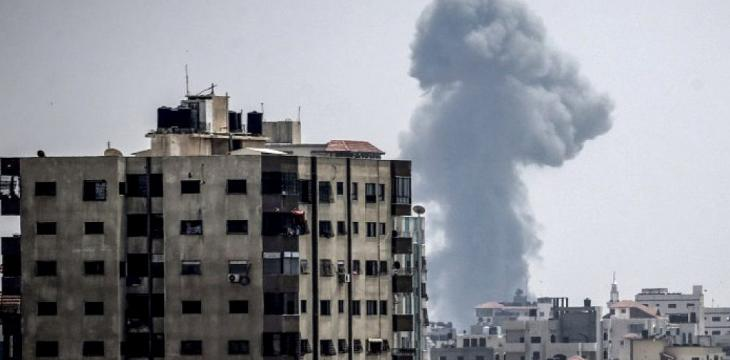 4 Killed in Israeli Attacks on Gaza Strip