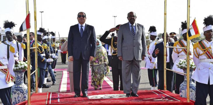 Sudan's FM Says Sisi, Bashir Reached Settlement over Territorial Spat
