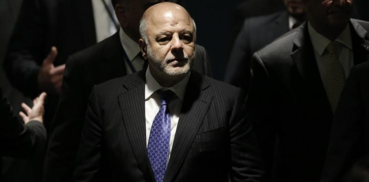 Exclusive - Abadi Cuts Isolated Figure in Whirlwind of Iraq Protests