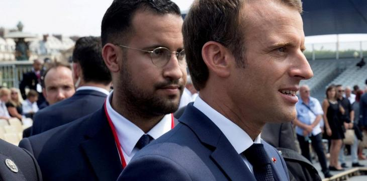 Macron Orders Reorganization of Presidency Office after Bodyguard Scandal