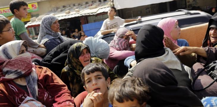 Lebanon Begins Repatriating Displaced Syrians under Russian-US Guarantees