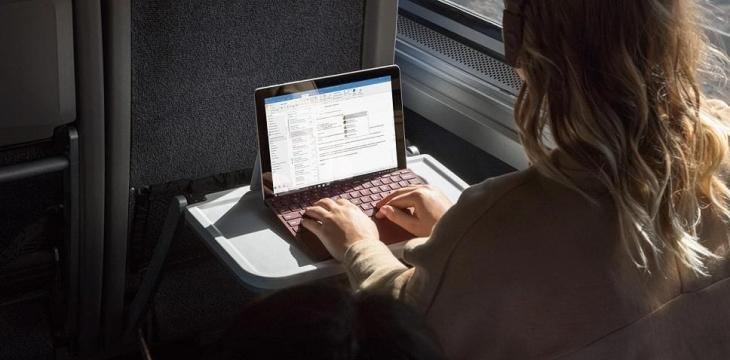 Microsoft Shrinks the Surface to a Purse-Friendly Size