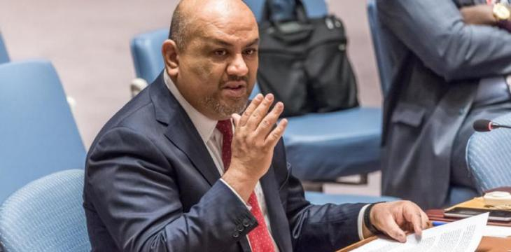 Yemeni FM to Asharq Al-Awsat: UN Envoy Will Realize Futility of Peace Talks with Houthis