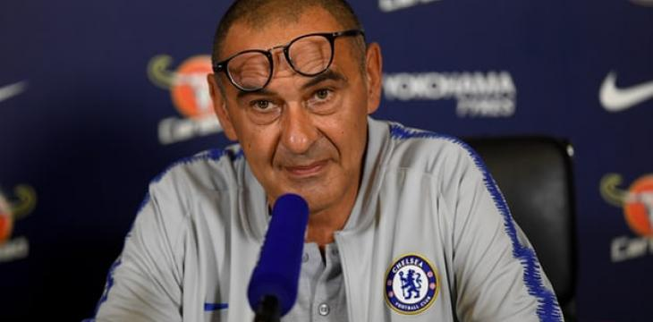 Maurizio Sarri Believes He Will Need Time to Transform Chelsea