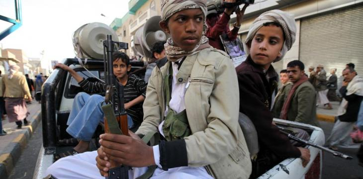 Exclusive: Houthis Exploit Poverty-Struck Children as Cannon Fodder