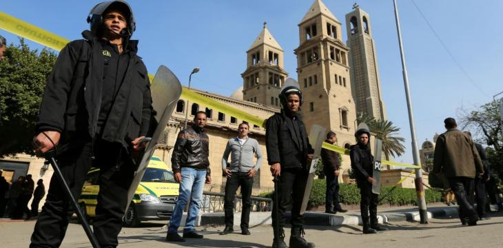 Egypt Boosts Security Measures for Eid Al-Adha Prayers