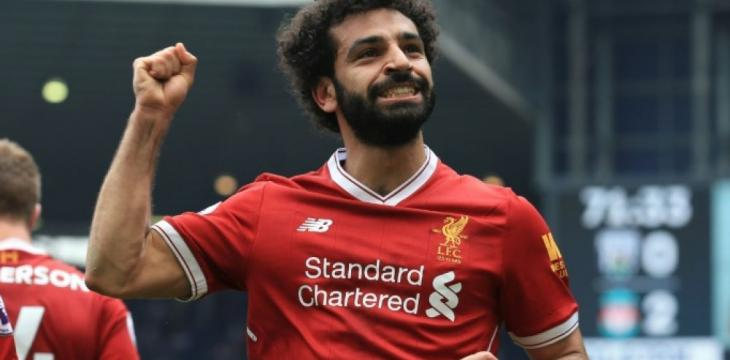 Salah Competing with Ronaldo, Modric for UEFA Player of the Year Award